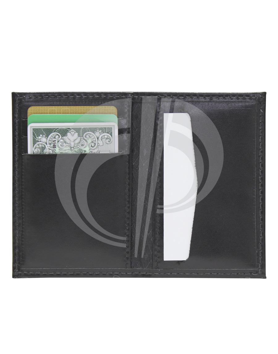 Porta cartão em couro legitimo