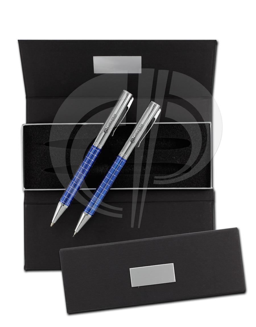 Conj caneta lapiseira