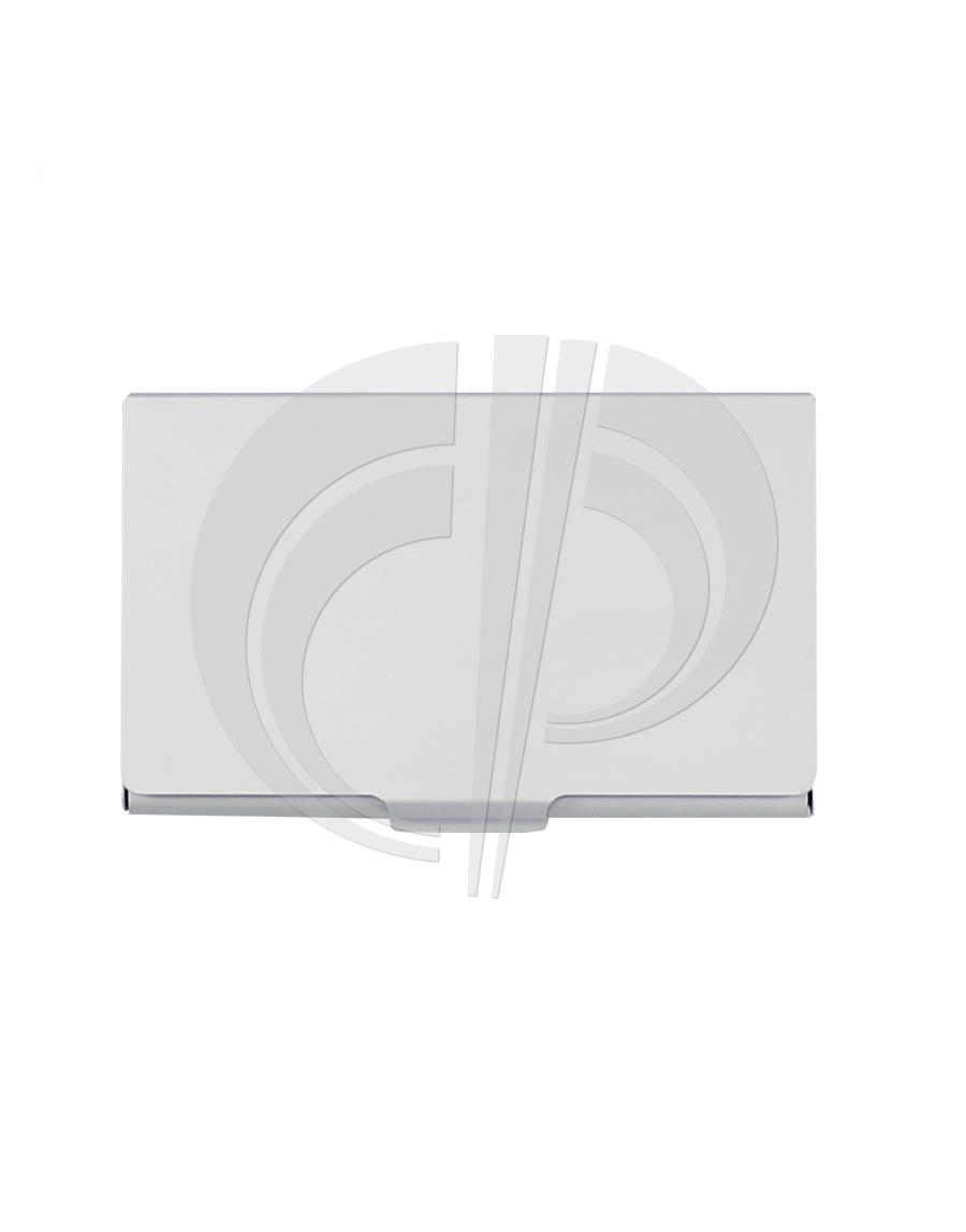 Porta cartão de aluminio