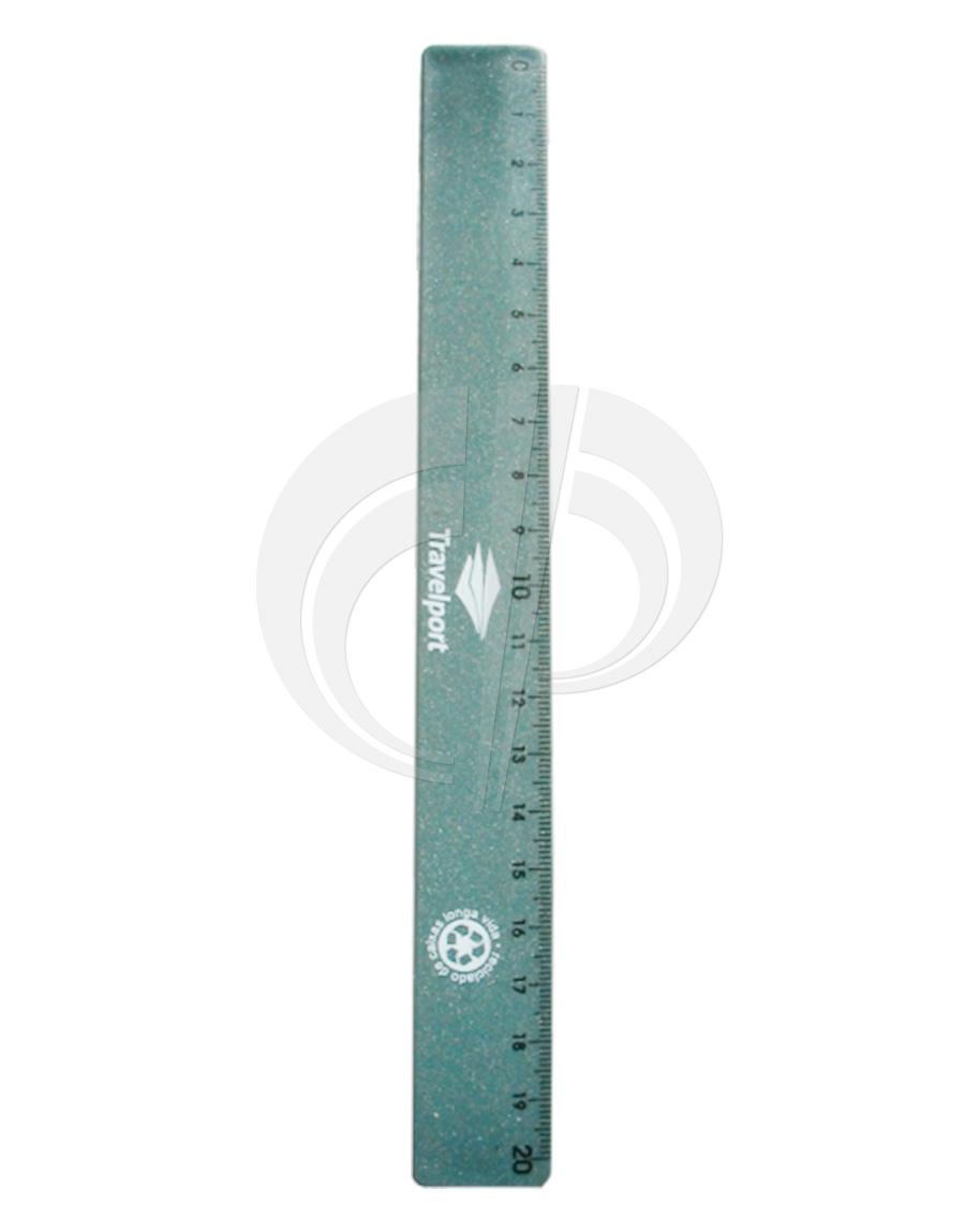Régua de 20cm tipo Escolar