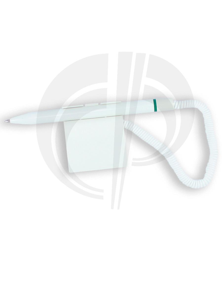 Caneta esferográfica Fixa