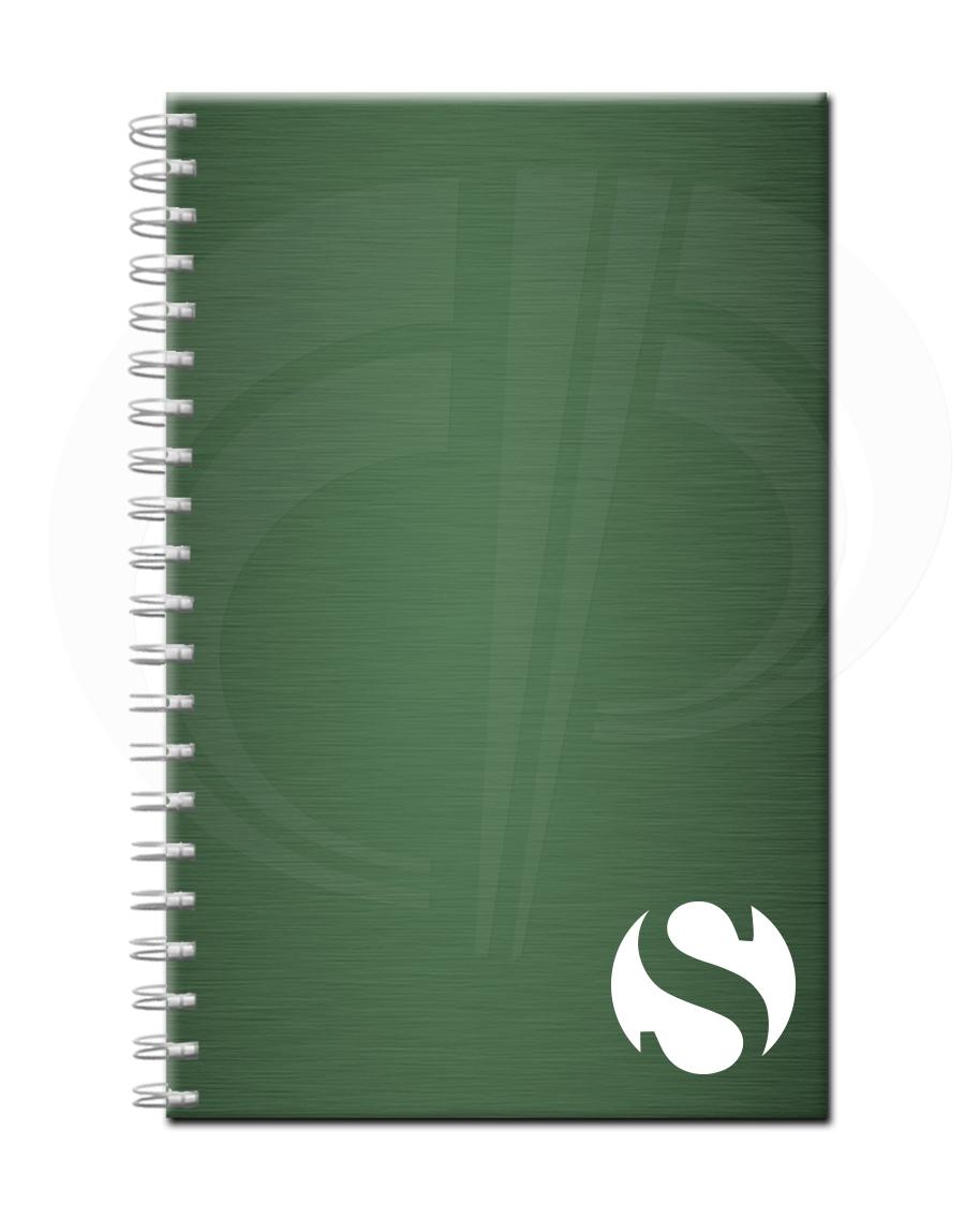 Caderno company SILK