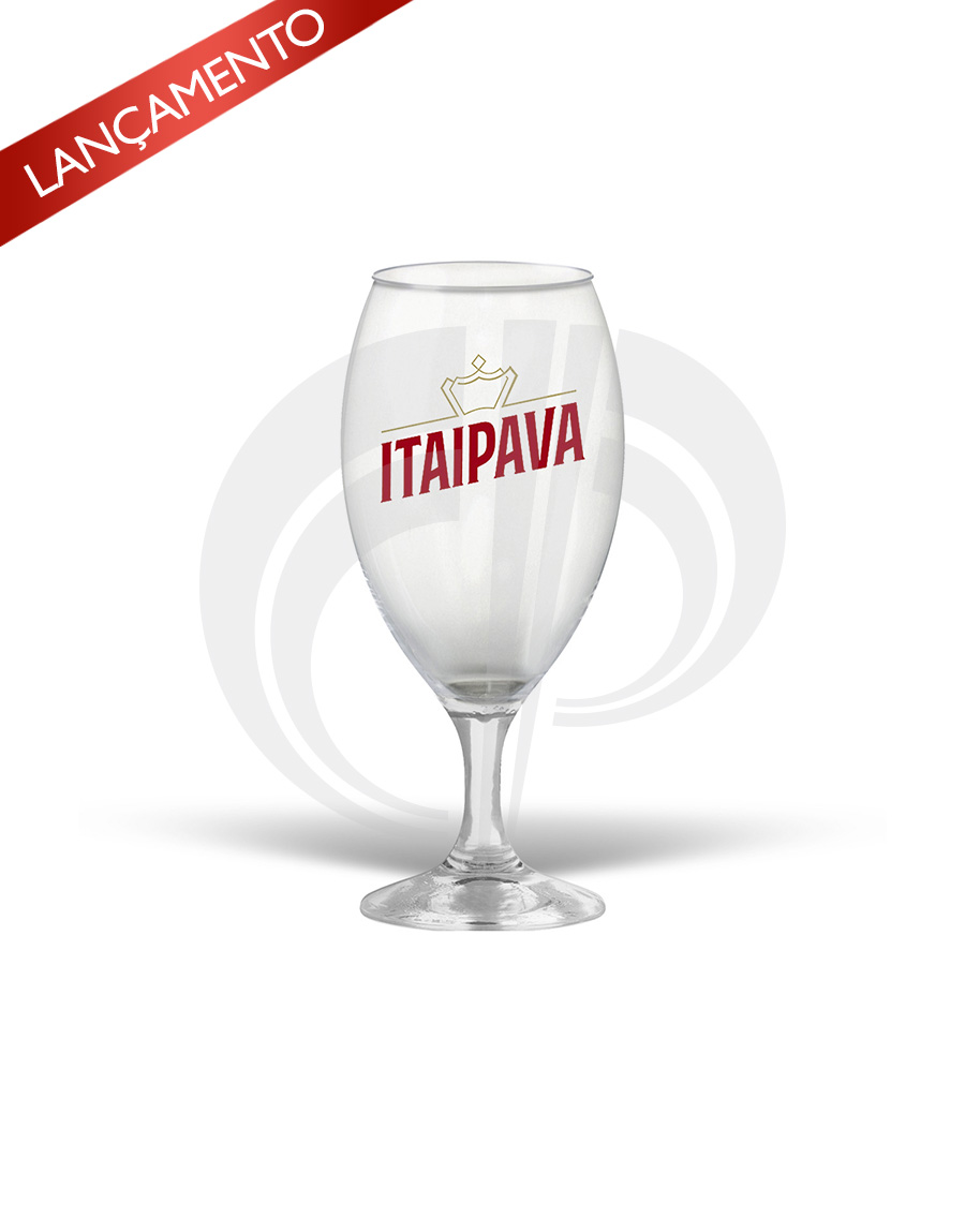 Taça Tulipa Cristal 400 ML