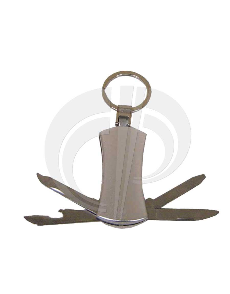 Canivete em inox 4 funções