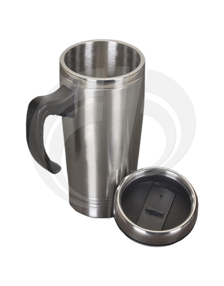 Caneca em Inox 450 ml