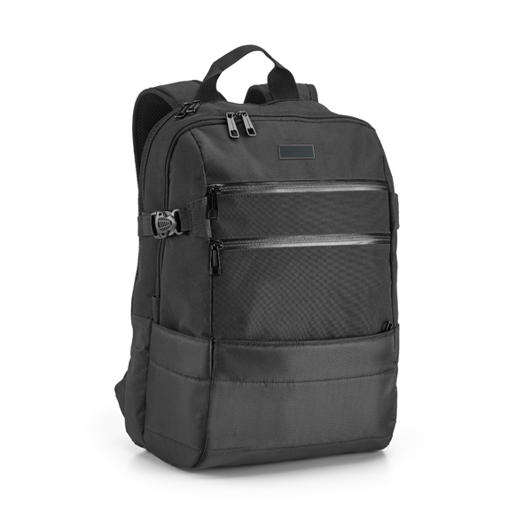 Mochila Executiva p/Notebook 15.6 c/bolso lateral